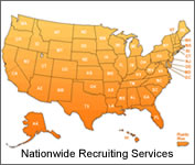 nationwide recruitment services